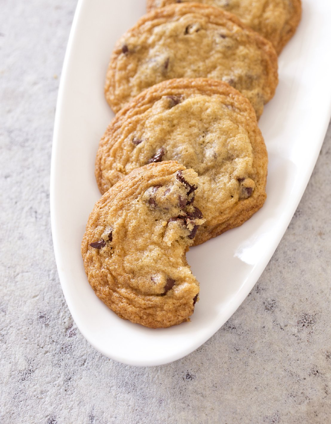 Chocolate Chip Cookies. Courtesy of America's Test Kitchen