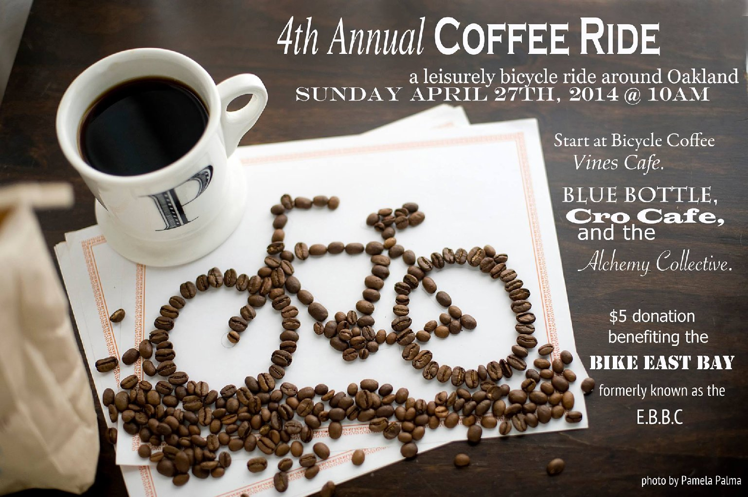 4th Annual Coffee Ride