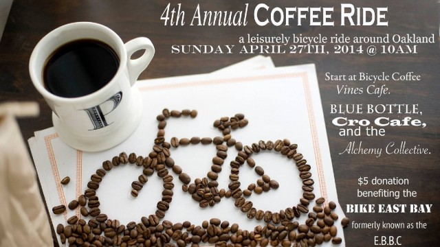 Cruising for Caffeine: 4th Annual Coffee Ride