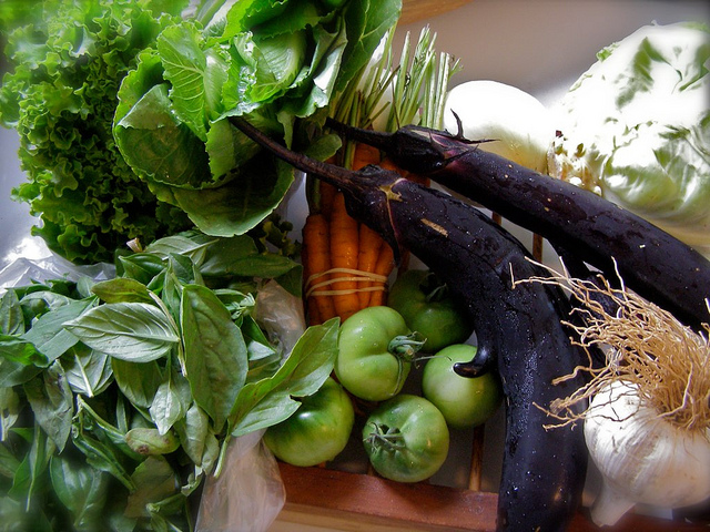 Fresh vegetables can make a variety of delicious dishes. Photo: mystuart/Flickr