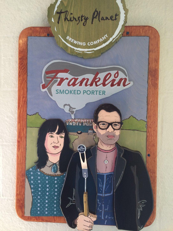 Frankin's BBQ in Austin, TX