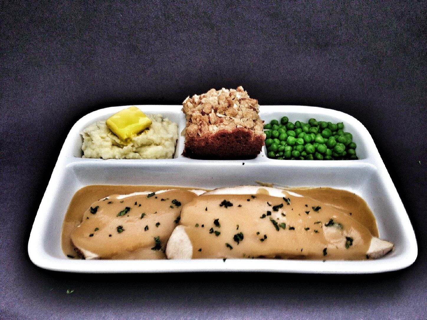 TV Dinner. Photo: Michael Procopio