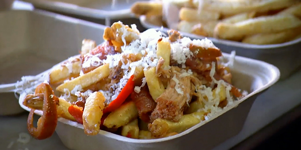 Porky Fries