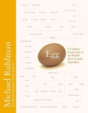 Egg: A Culinary Exploration of the World's Most Versatile Ingredient. By Michael Ruhlman and Donna Turner Ruhlman