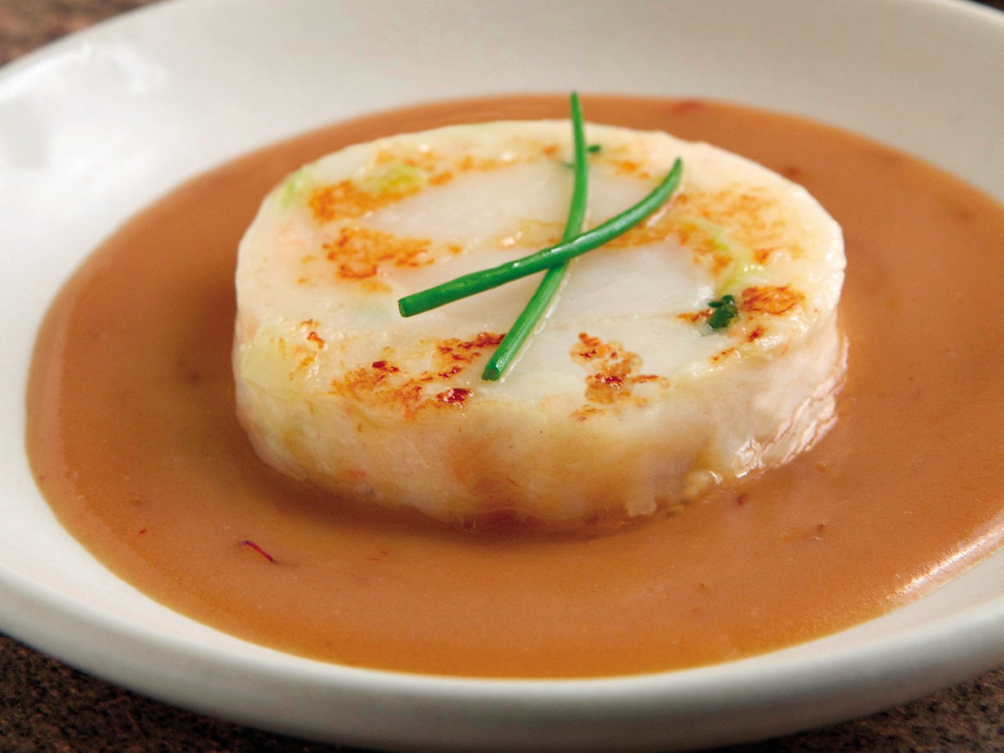 Seafood Roulade with Scallops and Crab. Photo: Donna Turner Ruhlman