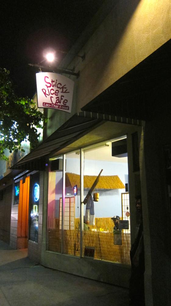 Sticky Rice Cafe