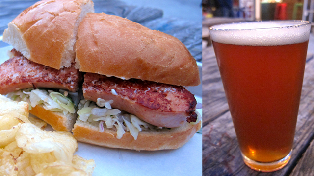 5 Bites: Suds and Savory Sausage in Oakland and Berkeley