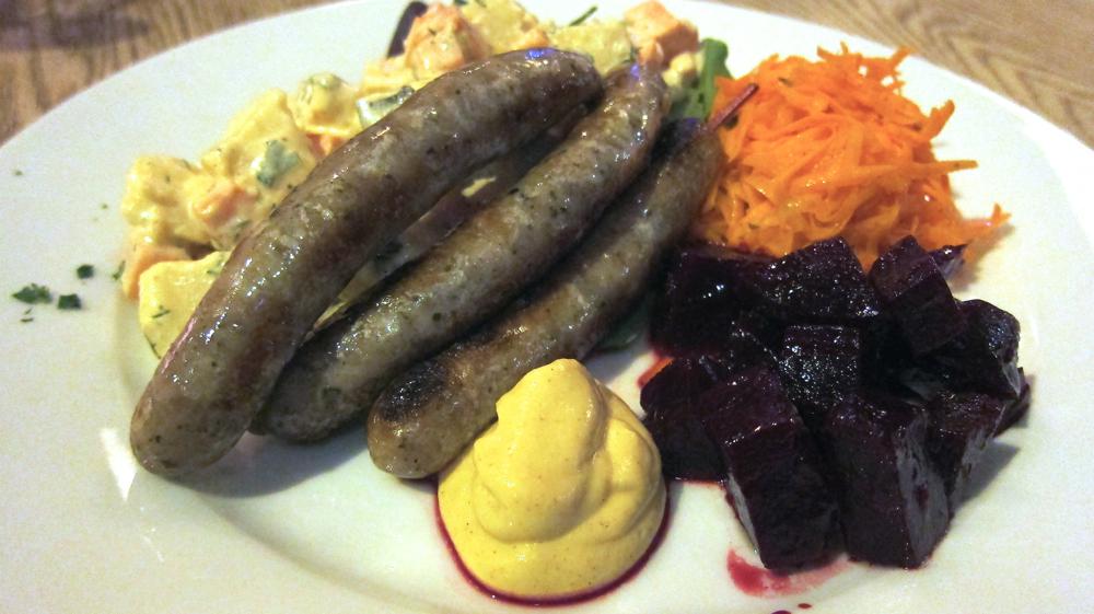 Nürnberger Bratwürste Sausages