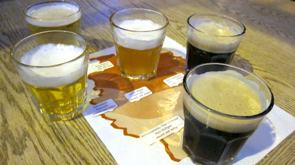 Draft Beer Tasting