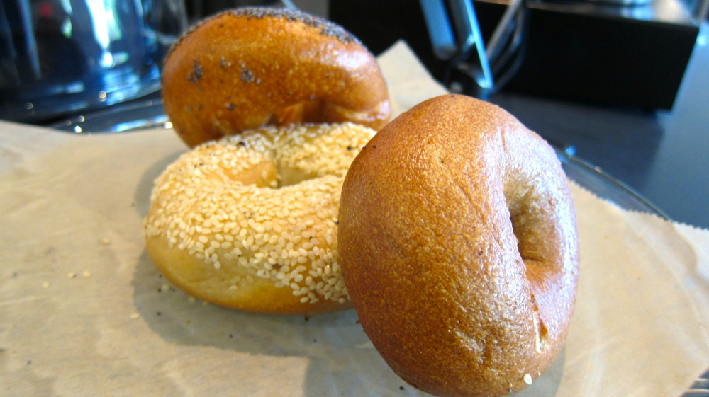 Bagels from Baron Baking Company
