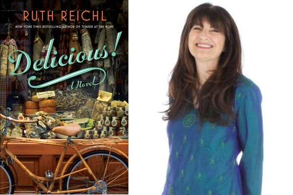 Delicious! was written by longtime food writer Ruth Reichl. Photo: Courtesy of Reichl