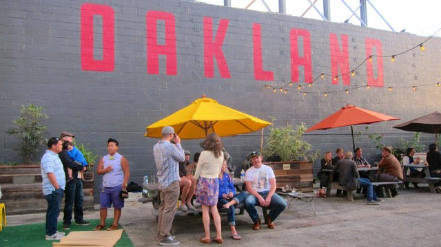 Beer Gardens Abound in Oakland: Lost and Found Has Opened Its Doors in Uptown