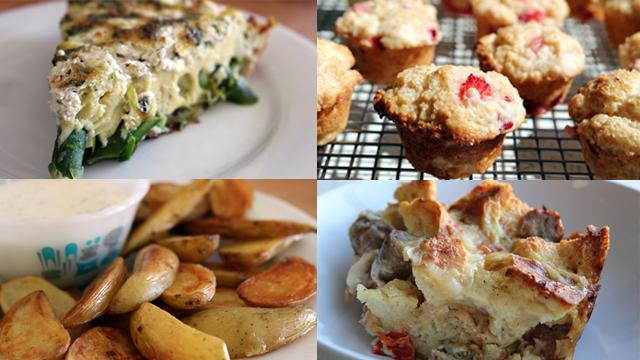 Bay Area Bites Mother's Day Brunch Menu: 6 Springtime Recipes