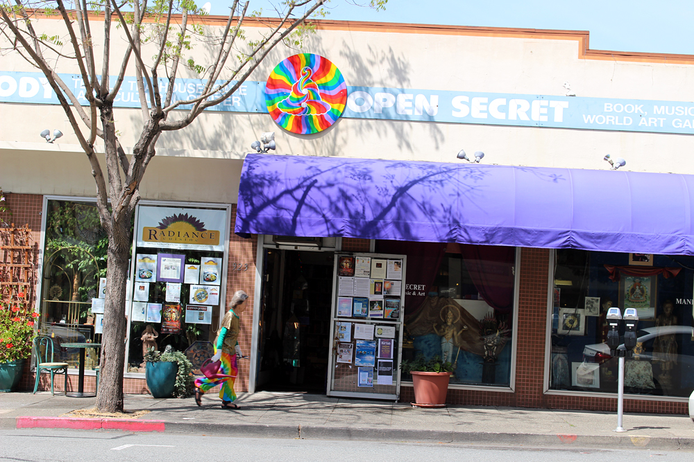 Open Secret Bookstore
