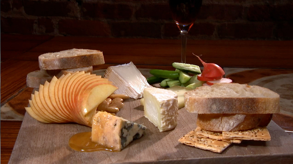 20 Spot's Cheese Plate