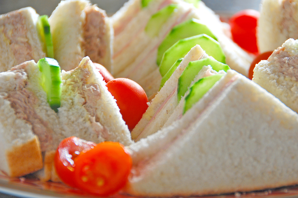 Putting things between two pieces of bread has been around since there was bread. But, now sandwiches can be anything you want them to be. Photo: Jill Catley/Flickr