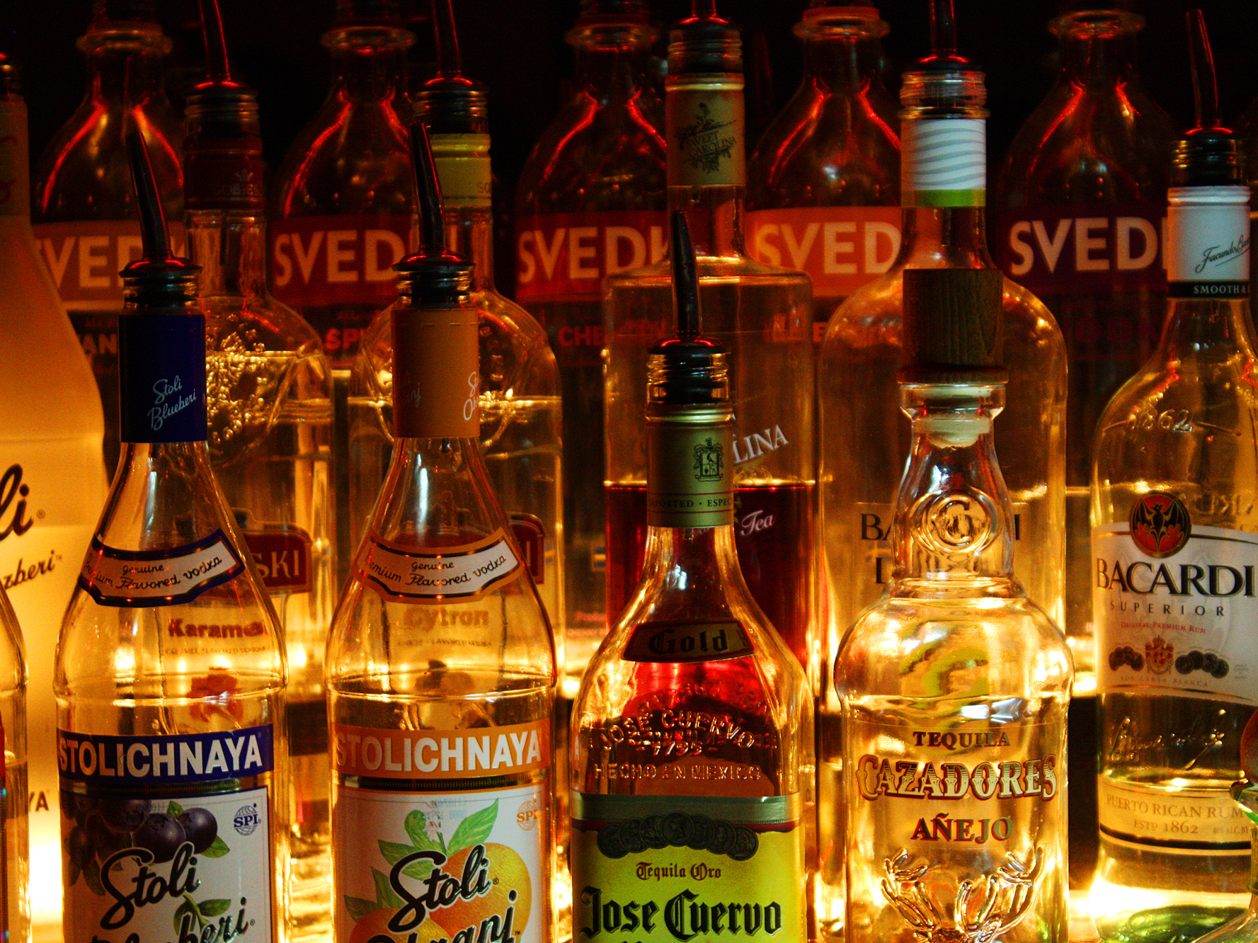 One in six adults binge drink, and that plays a role in most alcohol-related deaths. Photo: Intangible Arts/Flickr