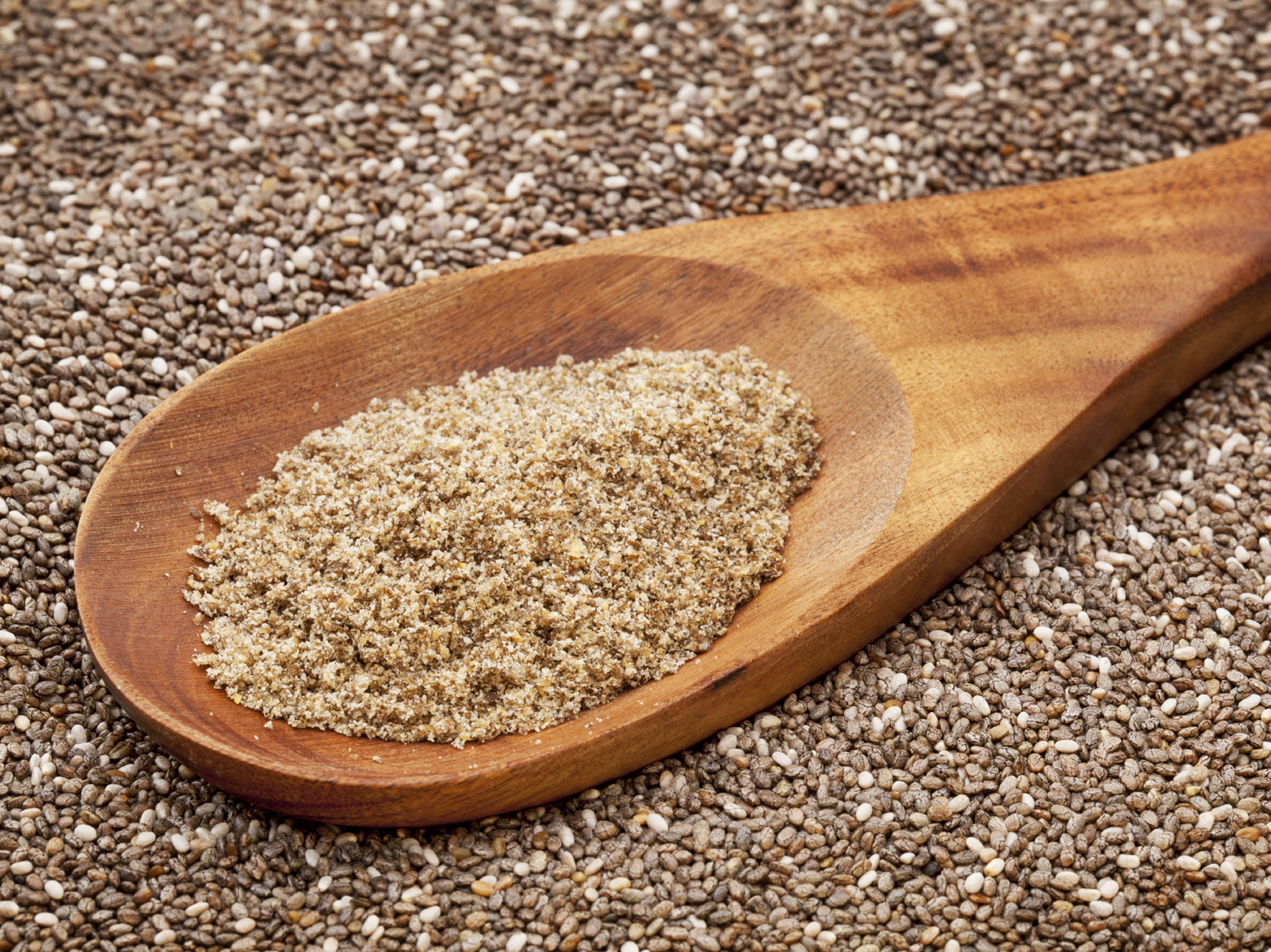 Salmonella has recently been found in ground chia seed powder, a superfood being put in everything from smoothies to cereal. Photo: Marek Uliasz/iStockphoto