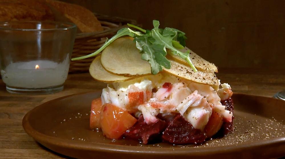 Lobster Salad at Cocotte