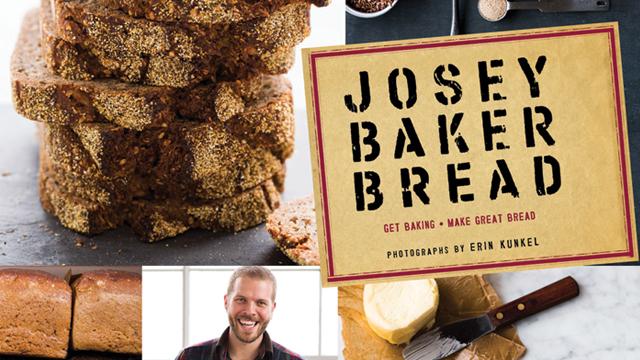 Josey Baker Bread: Baking for Bros, with Gluten-Free Adventure Bread Recipe