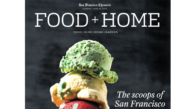 SF Chronicle Launches New Food+Home Section