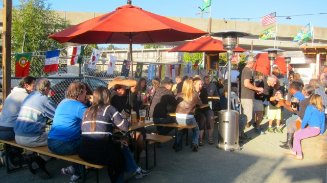 More Beer is Brewing in Berkeley: Westbrae Biergarten and Hoi Polloi Brewpub and Beat Lounge are Now Open