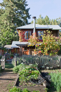 The Apple Farm cottage. Photo: Jesse Narducci