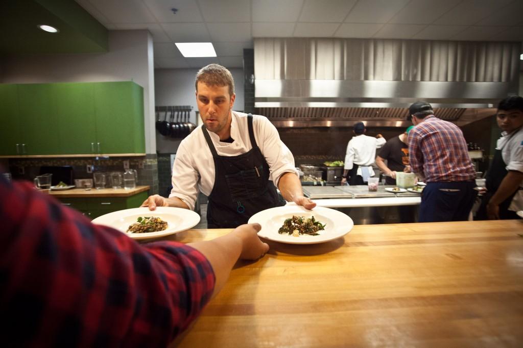 Chef Chris DiMinno