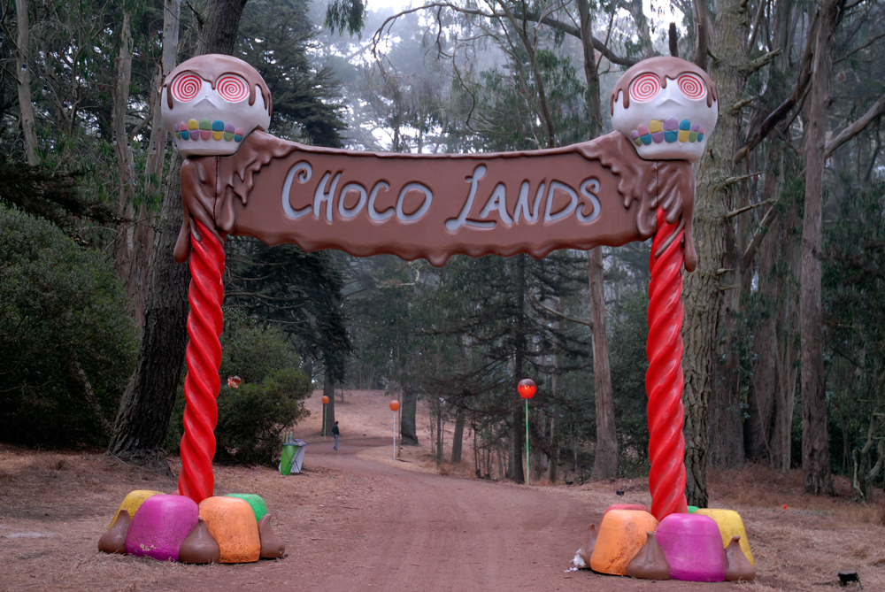 Choco Lands. Photo: Wendy Goodfriend