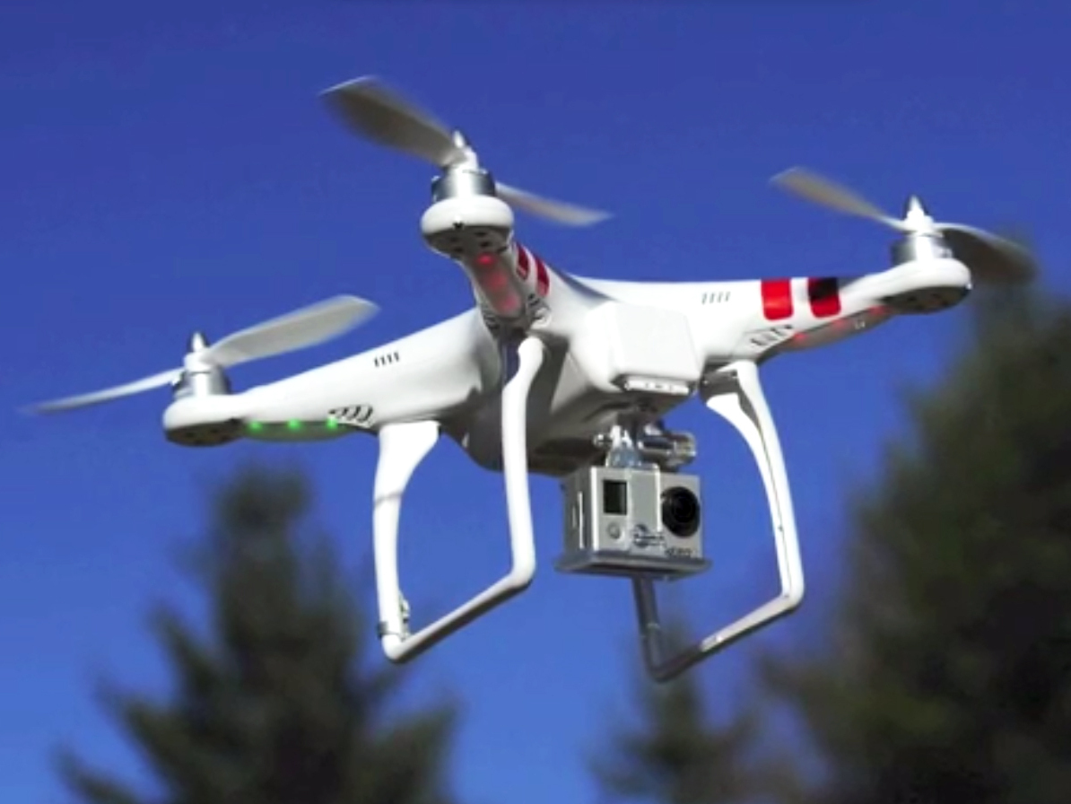 Deploying Drones To Get An Overview Of Factory Farms