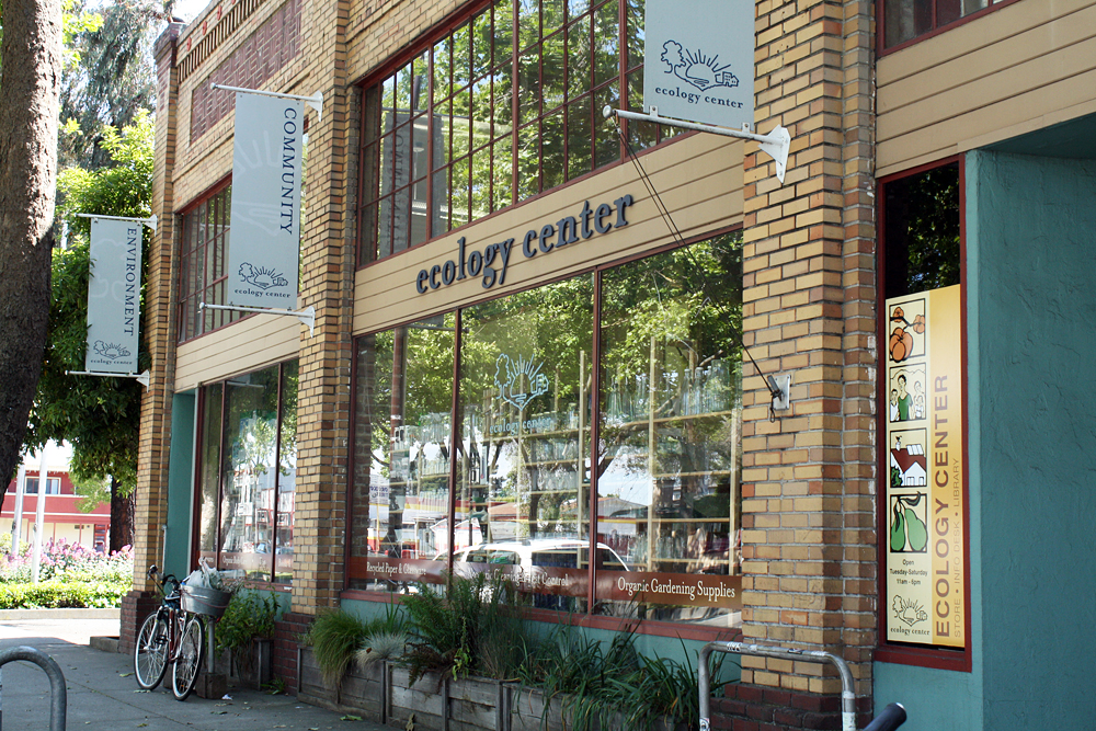 Berkeley's Ecology Center is best known for running the city's recycling program and its farmers markets, but it does a lot more than that. Photo: Courtesy of the Ecology Center.