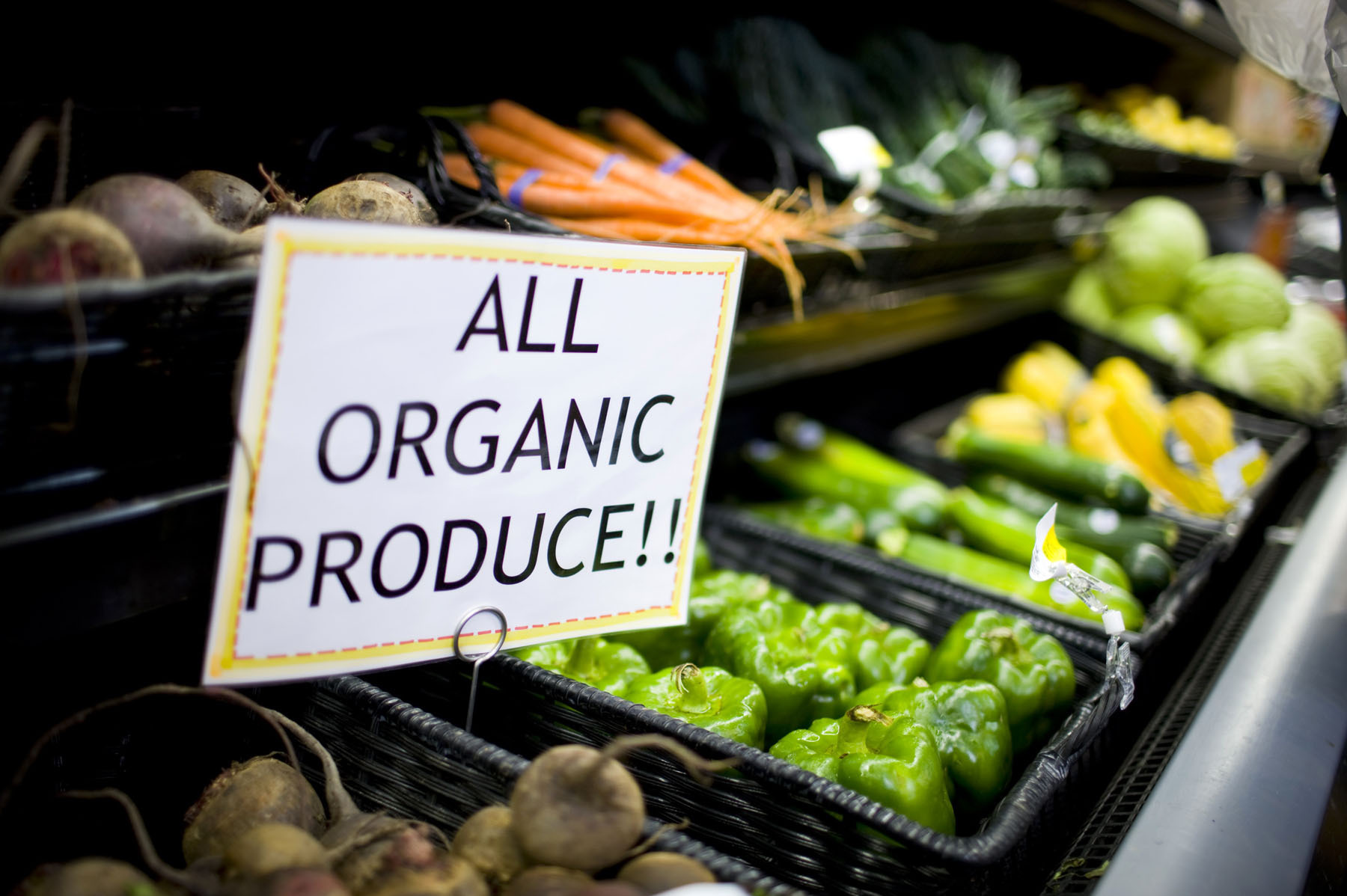 Investigators at the U.S. Department of Agriculture have discovered cases of organic fraud abroad as well as in the U.S. In 2013, 19 farmers or food companies were fined a total of $87 million for misusing the organic label. Photo: Mark Andersen/Rubberball/Corbi