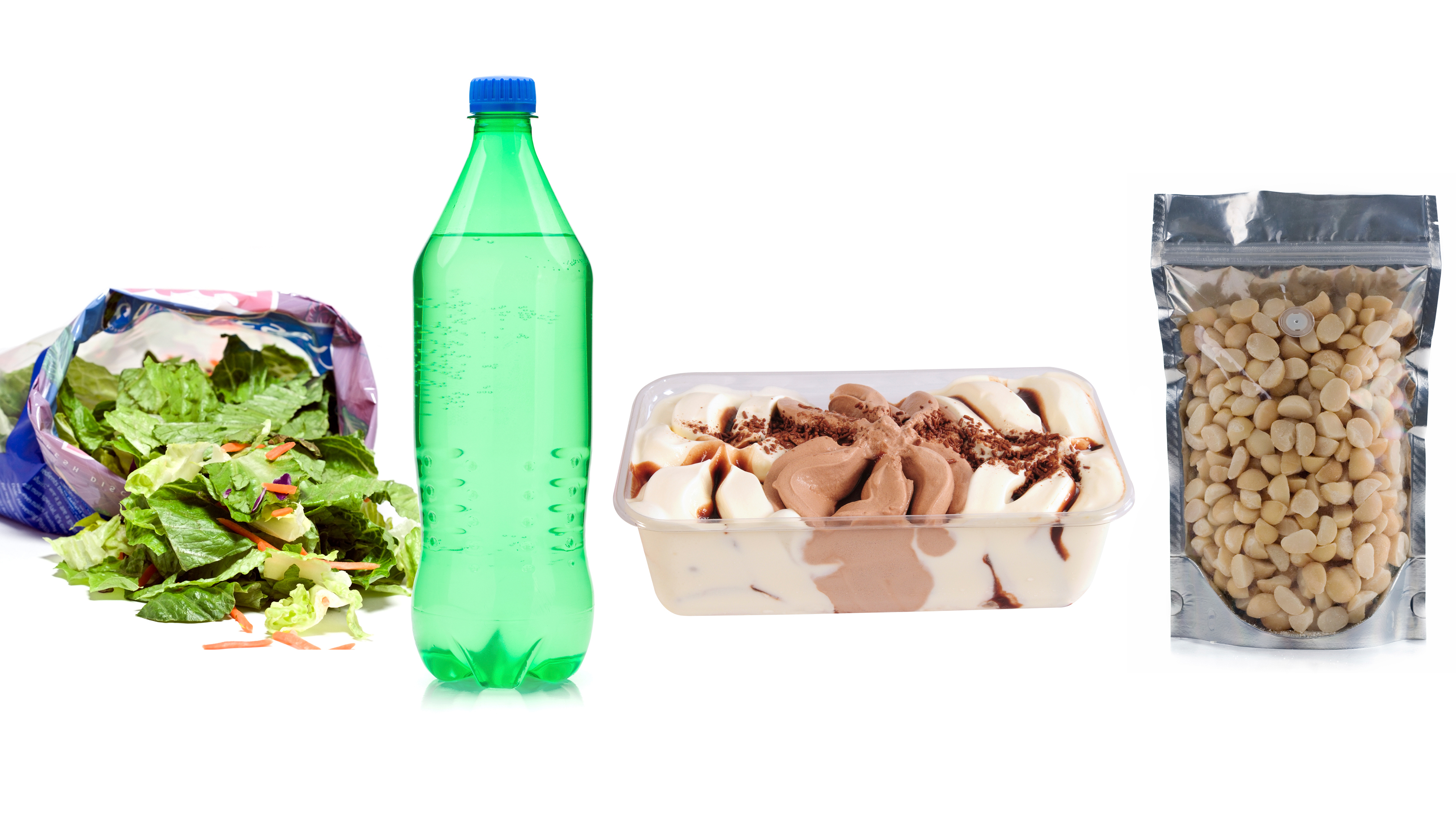 Food companies spend a lot of time and resources coming up with the perfect plastic packaging to keep their products fresh. Photo: iStockphoto