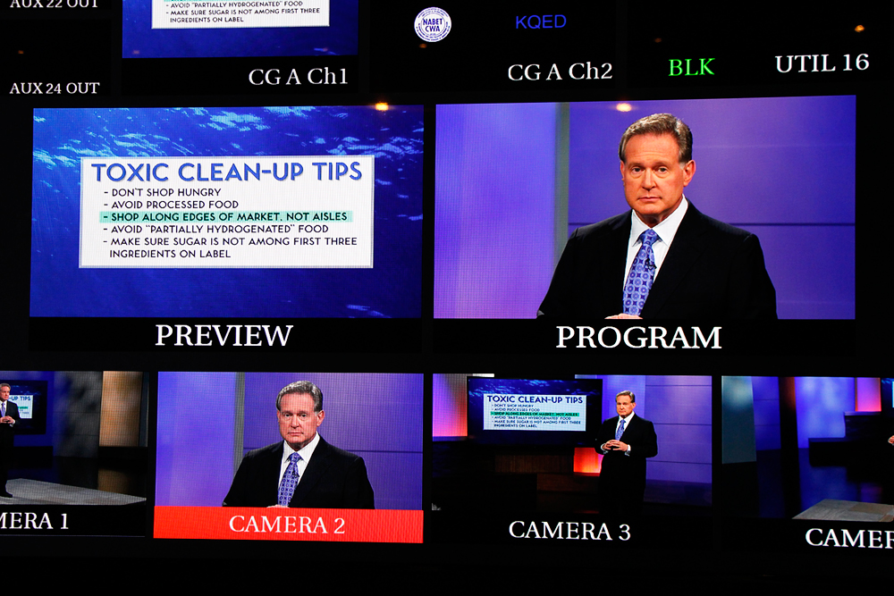 Dr. Robert Lustig's Toxic Clean-Up Tips. Photo: Wendy Goodfriend