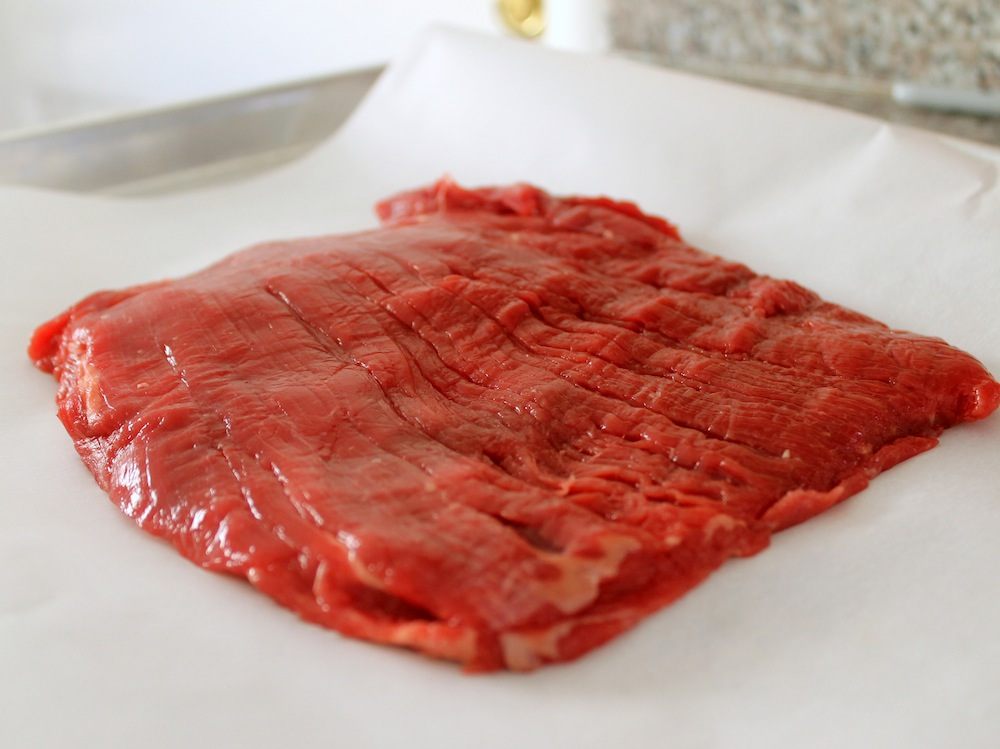 Use grass-fed beef for the most robust jerky. Photo: Kate Williams