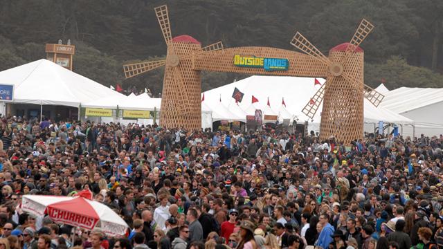 GastroMagic and Other Food Fantasylands Take Center Stage at Outside Lands Festival
