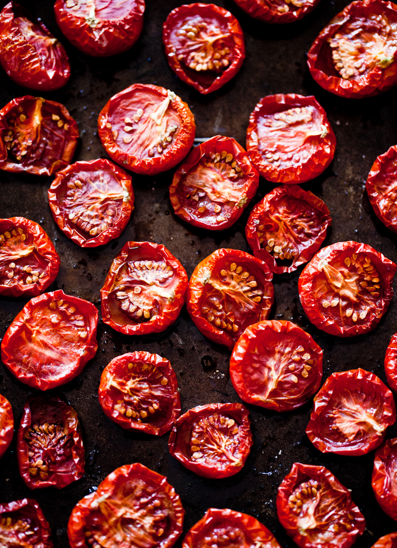 Candied Tomatoes. Photo: Erin Scott