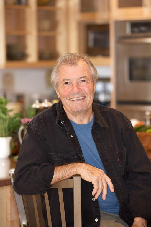 Jacques Pepin. Photo by Tom Hopkins