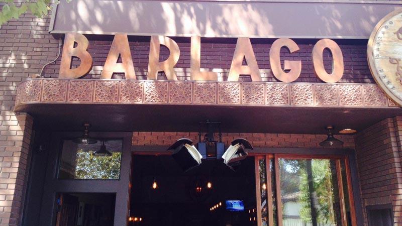 Recently opened Barlago overlooks Lake Merritt. Photo: Adrienne DeAngelo