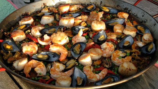 How to Make Paella and Where to Get Your Paella Fix Around the Bay Area