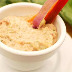 Lebanese Chard Stalk Hummus from Tara Duggan's Root to Stalk Cooking