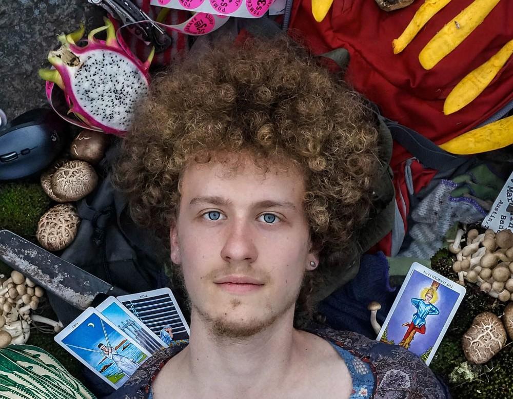 Maximus Thaler. Photo: Hallie Gluk/http://halliegluk.tumblr.com/