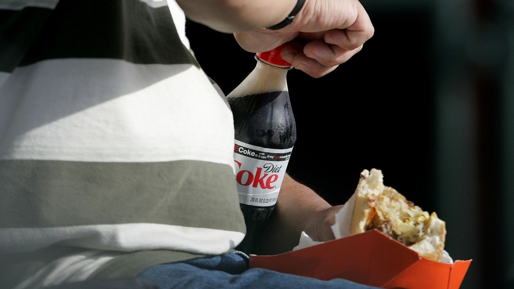 Should we drink diet soda or not? The latest study doesn't really clear things up. Photo: Justin Sullivan/Getty Images