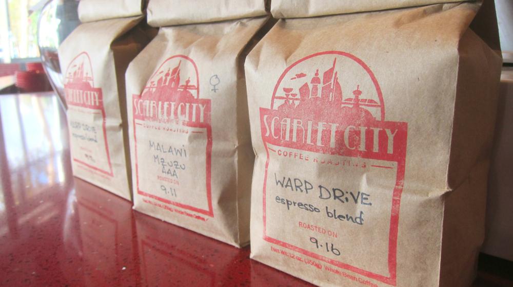 Scarlet City Espresso