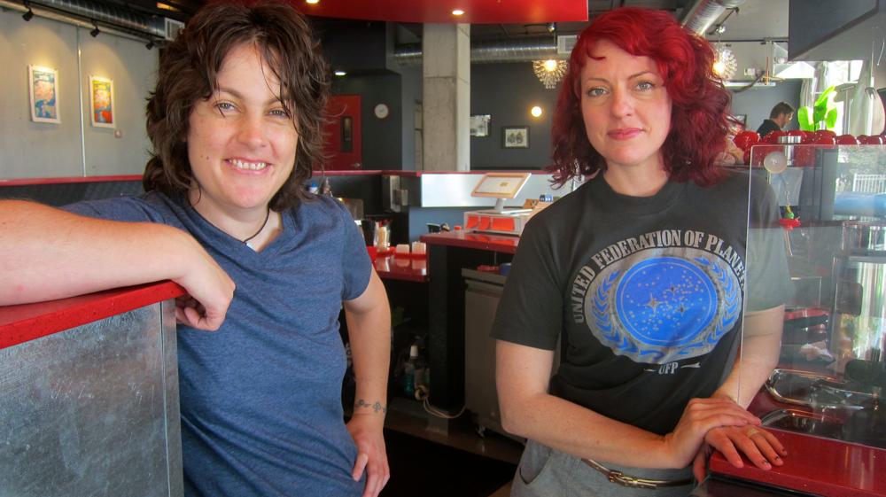 Jen & Susannah
