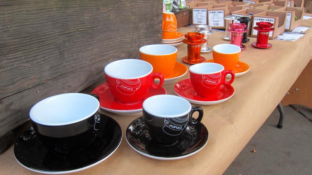 Chris King Espresso Cups