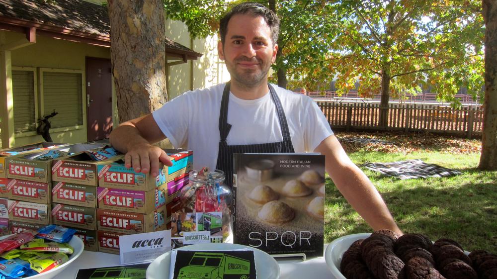 Chef Matthew Accarino of SPQR