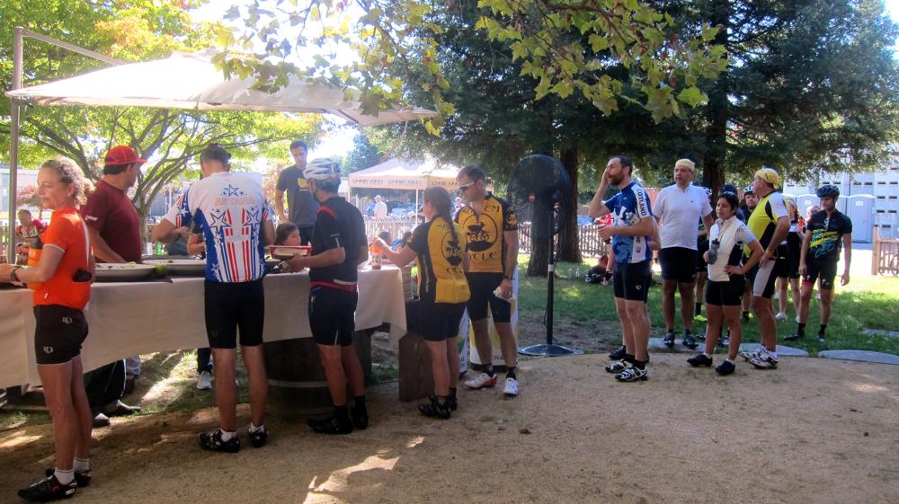 Hungry Cyclists