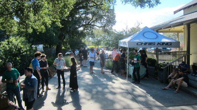 Chris King's Sonoma Gourmet Century: A Rolling Feast on Two Wheels
