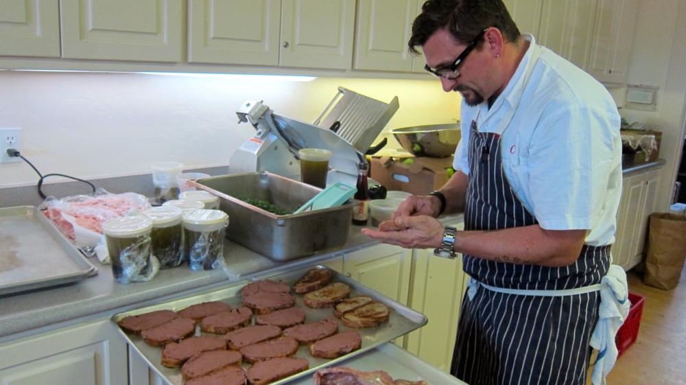 Chef Chris Cosentino